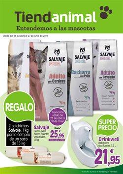 Ofertas de TiendAnimal  en el folleto de Sevilla