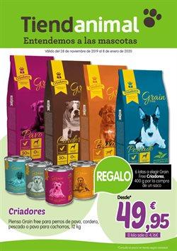 Ofertas de Hiper-Supermercados  en el folleto de TiendAnimal en Puerto Real