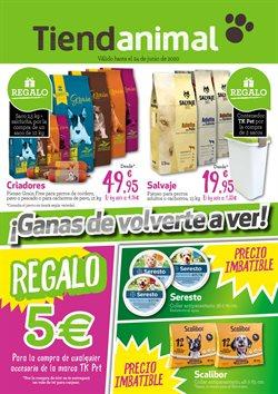 Ofertas de Hiper-Supermercados en el catálogo de TiendAnimal en Albal ( 25 días más )
