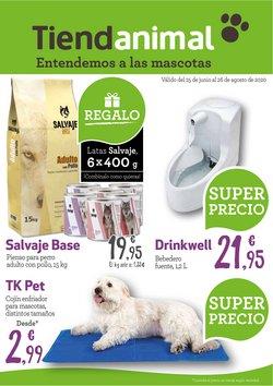 Ofertas de Hiper-Supermercados en el catálogo de TiendAnimal en Tres Cantos ( 18 días más )