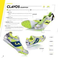 Ofertas de Running  en el folleto de Joma en Madrid
