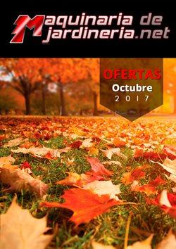 Ofertas de Maquinariadejardineria.net  en el folleto de Atarfe