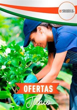 Ofertas de Maquinariadejardineria.net  en el folleto de León
