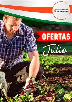 Ofertas de Maquinariadejardineria.net  en el folleto de Arrecife