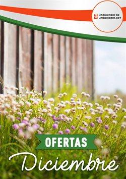 Ofertas de Maquinariadejardineria.net  en el folleto de Carballo