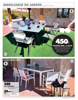 Comprar Muebles de jardín en Pontevedra | Ofertas y descuentos