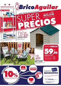 Ofertas de Jardín y bricolaje  en el folleto de BricoCentro en Ávila