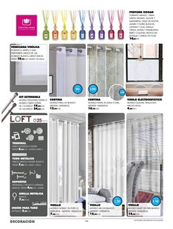 Ofertas de Perfumes  en el folleto de BricoCentro en Ávila