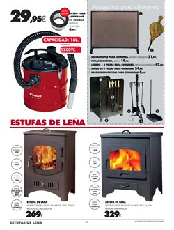 Ofertas de Aspirador  en el folleto de BricoCentro en Vigo