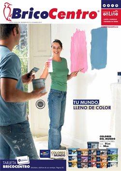 Ofertas de Pintura  en el folleto de BricoCentro en Bilbao