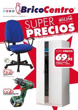 Ofertas de Herramientas eléctricas  en el folleto de BricoCentro en Bilbao