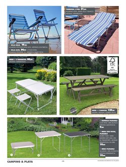 Comprar Muebles de jardín en Vigo | Ofertas y descuentos