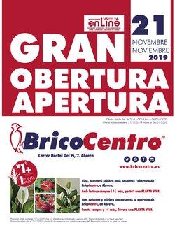 Ofertas de BricoCentro  en el folleto de Abrera