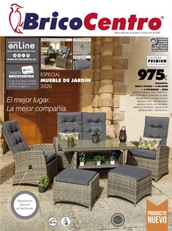 Ofertas de Jardín y Bricolaje en el catálogo de BricoCentro en Segovia ( 19 días más )