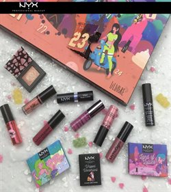 Ofertas de Perfumerías y belleza  en el folleto de NYX Cosmetics en Alcalá de Henares