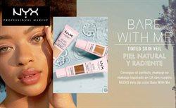 Ofertas de NYX Cosmetics  en el folleto de Majadahonda