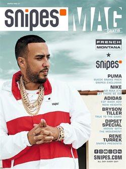 Ofertas de Snipes  en el folleto de Madrid