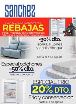 Catálogo Centro Hogar Sanchez ( Caduca mañana)