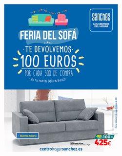 Ofertas de Centro Hogar Sanchez  en el folleto de Almería