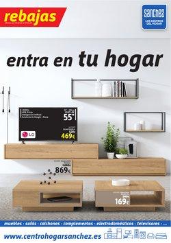 Catálogo Centro Hogar Sanchez en Málaga ( 4 días más )