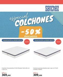 Ofertas de Centro Hogar Sanchez en el catálogo de Centro Hogar Sanchez ( 15 días más)