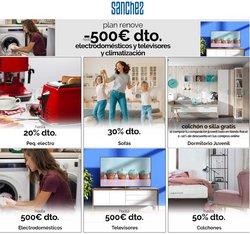 Catálogo Centro Hogar Sanchez ( 10 días más)