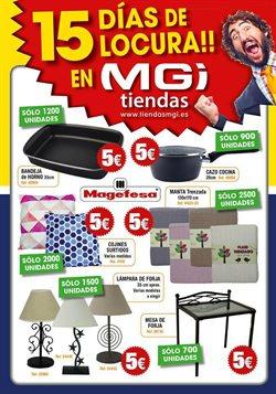Ofertas de Tiendas MGI  en el folleto de Valencia