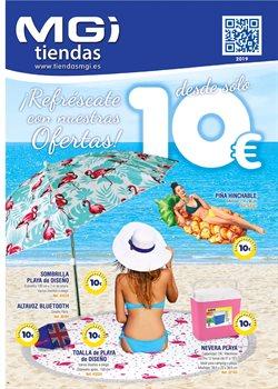 Ofertas de Tiendas MGI  en el folleto de Alcobendas