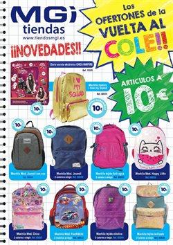 Ofertas de Tiendas MGI  en el folleto de Sanlúcar de Barrameda