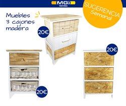 Ofertas de Tiendas MGI  en el folleto de Leganés