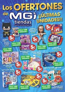 Ofertas de Tiendas MGI  en el folleto de Córdoba