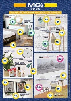 Catálogo Tiendas MGI ( 5 días más )