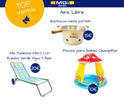 Catálogo Tiendas MGI en Jerez de la Frontera ( Caduca mañana )