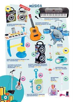 Ofertas de Música en Tiendas MGI