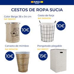 Catálogo Tiendas MGI ( Caducado)