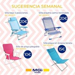 Catálogo Tiendas MGI ( 2 días más)