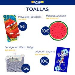 Catálogo Tiendas MGI ( 5 días más)
