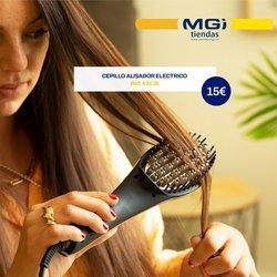 Ofertas de Tiendas MGI en el catálogo de Tiendas MGI ( 2 días más)