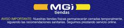Cupón Tiendas MGI en Estepona ( 3 días más )