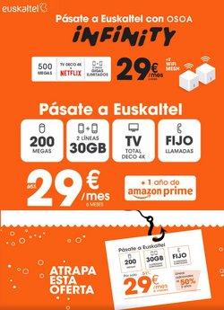 Catálogo Euskaltel ( Caducado)