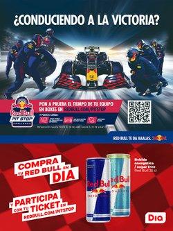 Ofertas de Décimas en el catálogo de Red Bull ( 3 días más)