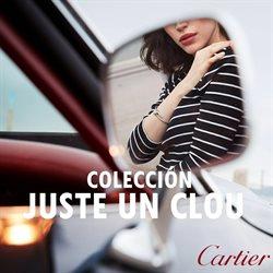 Ofertas de Cartier  en el folleto de Madrid