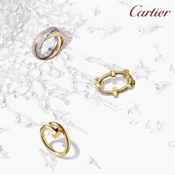 Ofertas de Cartier  en el folleto de Madrid