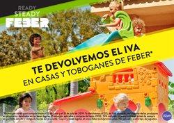 Ofertas de Josber Toys  en el folleto de Alicante