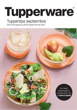 Ofertas de Hogar y Muebles en el catálogo de Tupperware ( 7 días más)