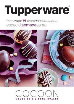 Ofertas de Tupperware  en el folleto de Ceuta