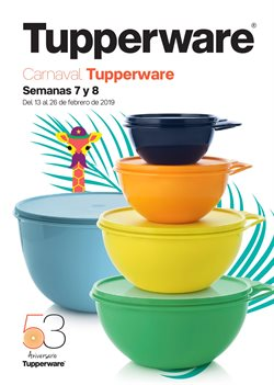 Ofertas de Tupperware  en el folleto de Madrid