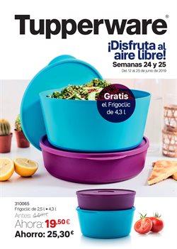 Ofertas de Hogar y muebles  en el folleto de Tupperware en Santander