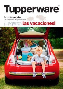 Ofertas de Hogar y muebles  en el folleto de Tupperware en Viladecans