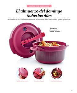 Ofertas de Ideal en Tupperware